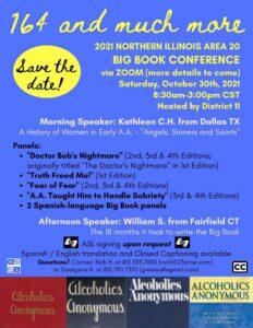 Big Book Conference